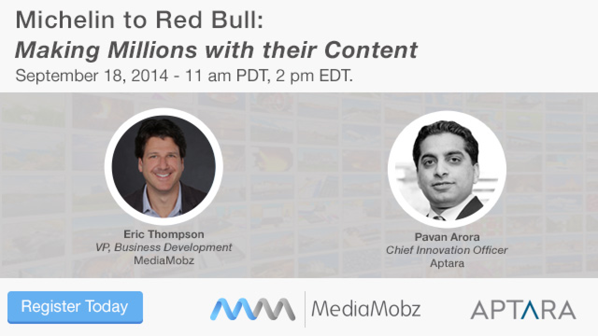 Learn How Companies like Michelin, Red Bull & Domino's Execute Content Strategies That Made Millions in Revenue.