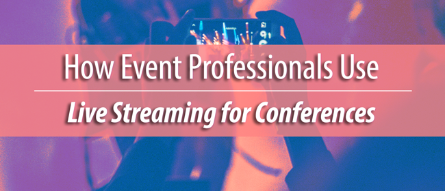 conference streaming