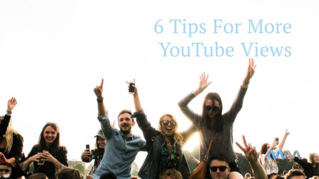 6 tips boost Youtube views