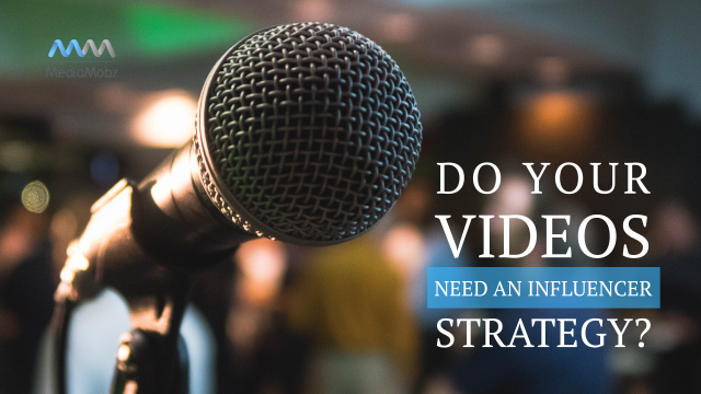 video influencer strategy